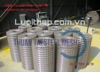 Lưới hàn thép không gỉ inox 304